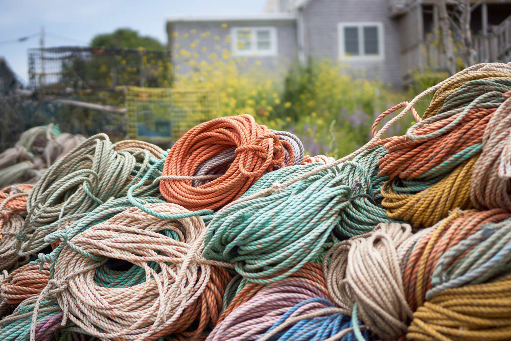 Historically, Monhegan had long been a prime fishing destination.