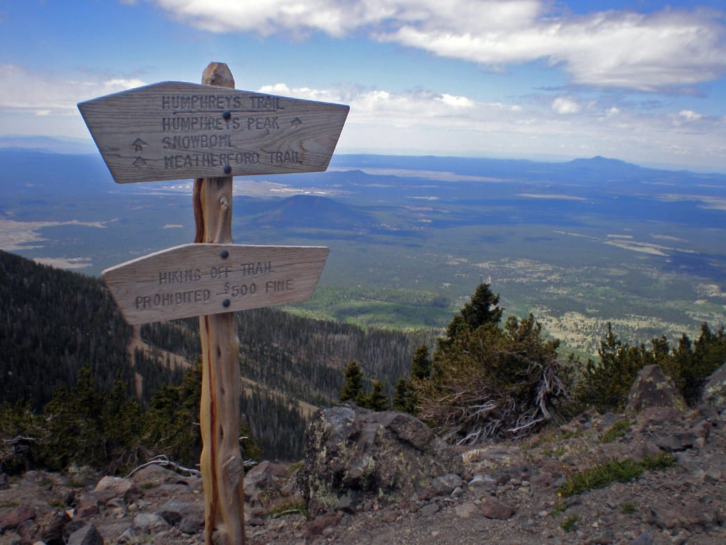Hunphreys Peak