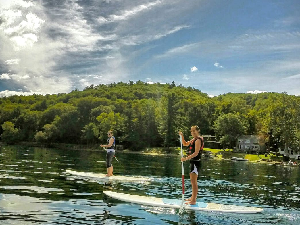 A trip to Keuka Lake can be part of a relaxing getaway to the Southern Finger Lakes region of New York.