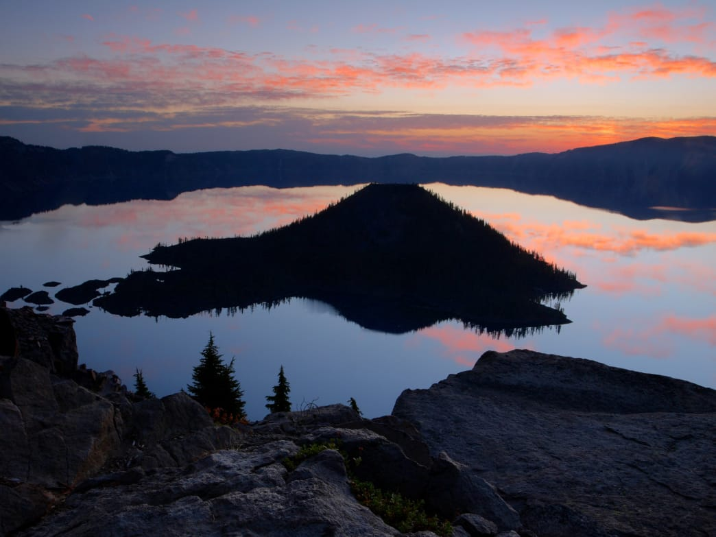 Oregon's Crater Lake National Park draws visitors from around the world to Klamath County.