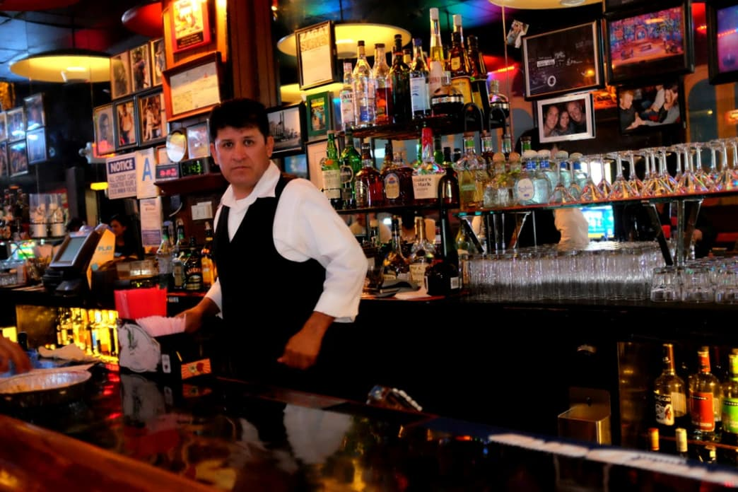 Since the 30's, the Frolic Room has been a mainstay along Hollywood Boulevard