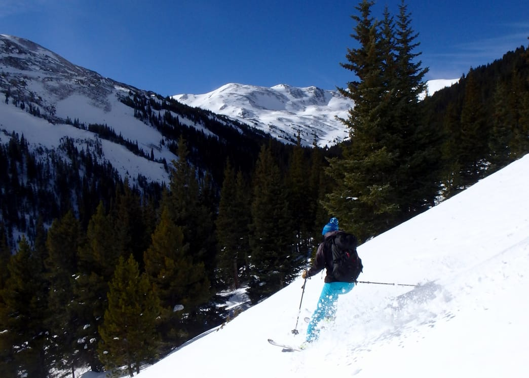 No need to call in with Powder Fever—lots of Colorado employers make ski days a regular job perk.