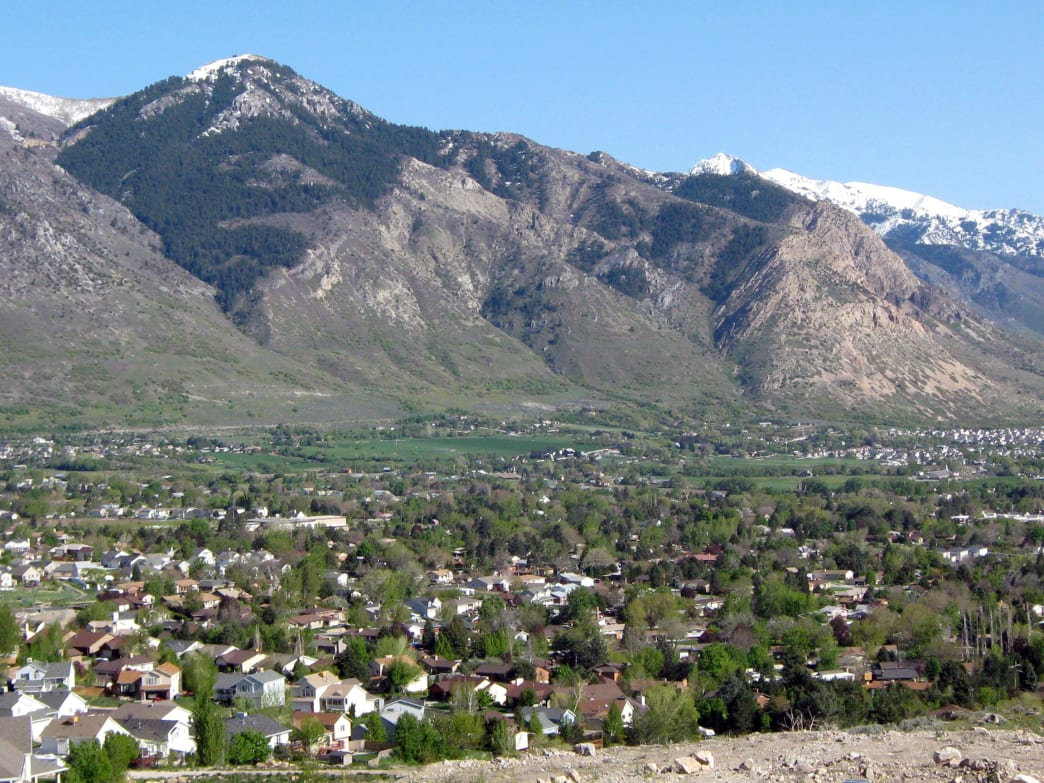 Ogden encomaces a large area full of climbing options from beginner to advanced.