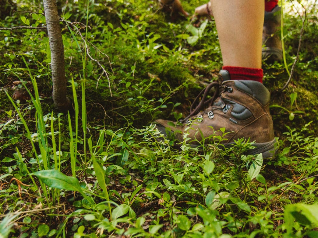 Blisters are a hiker's worst and most common enemy.