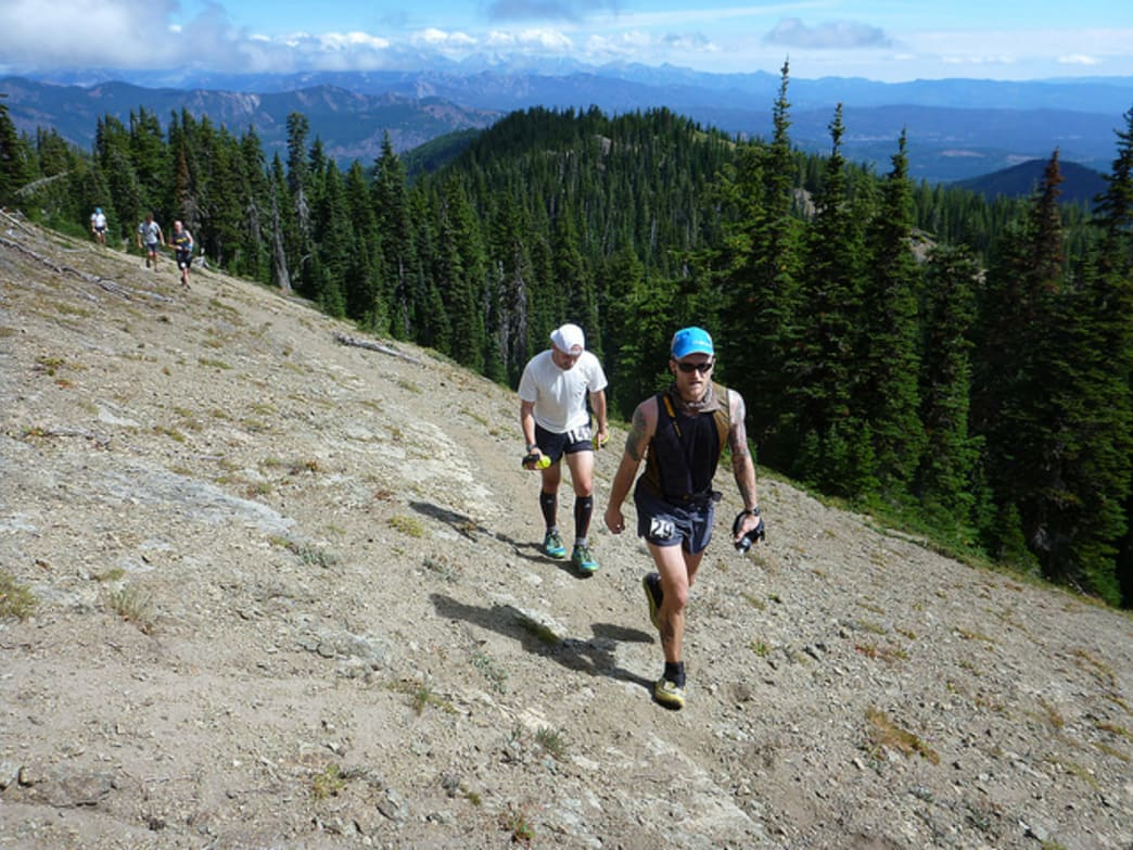 The trails of the Cascade Crest 100 are tough—but they're also beautiful.