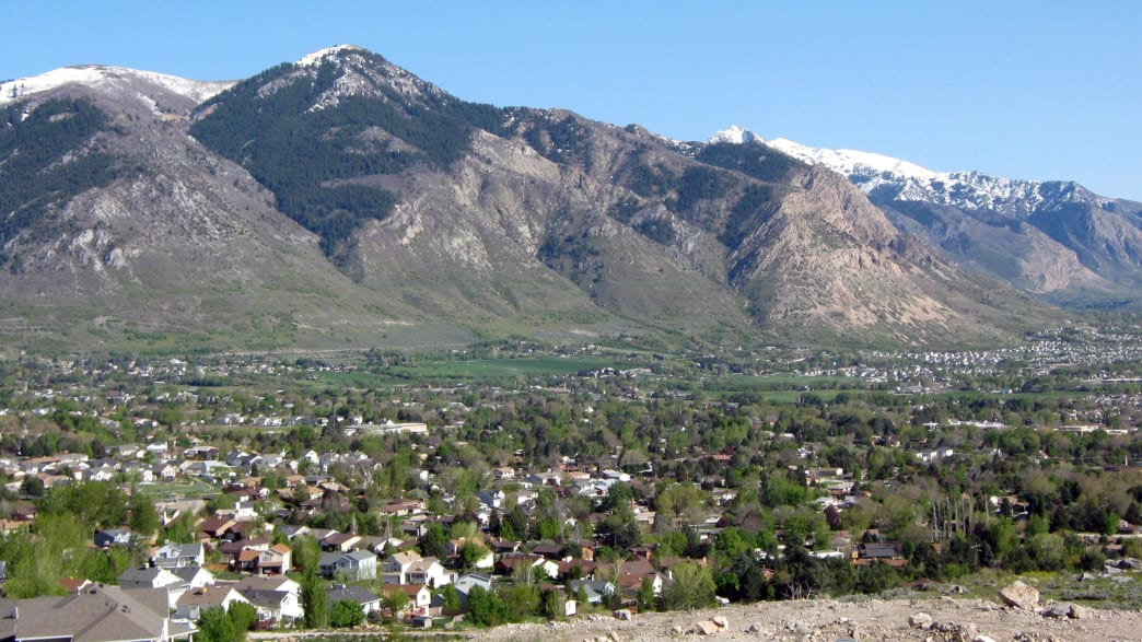 Ogden encompasses a large area full of climbing options from beginner to advanced.
