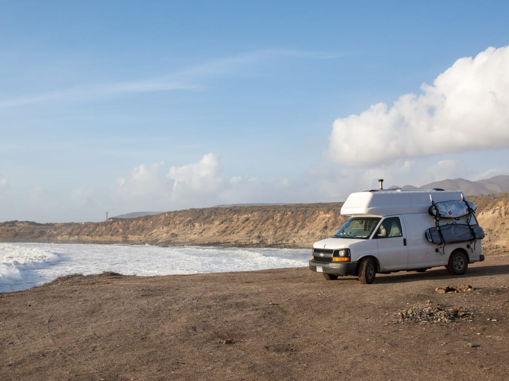 A Northern Baja road trip all but guarantees excellent surfing and stunning beaches.