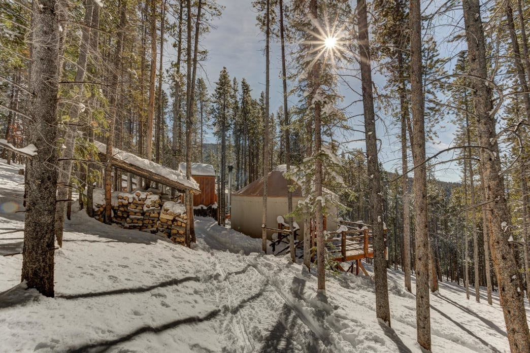 Cozy Up In A Colorado Yurt 5 Unique Backcountry Stays Colorado cabins, cottages and yurts are a great way to stay in some of the state's most beautiful and rustic locations without having to sleep on the ground in a drafty tent. cozy up in a colorado yurt 5 unique