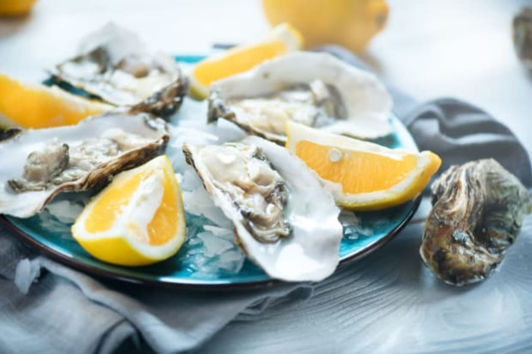 .. Better Nutrition - Oysters