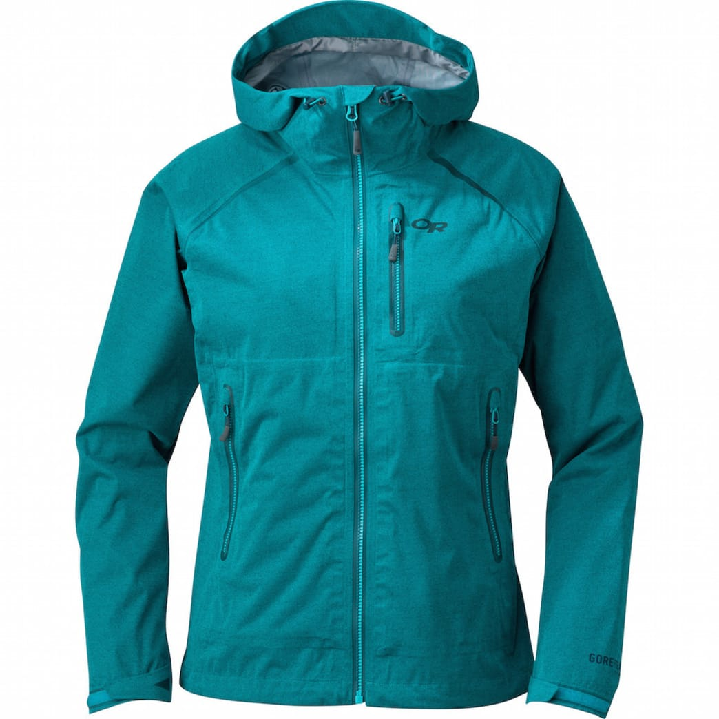 Women's Clairvoyant Jacket, Alpine Lake
