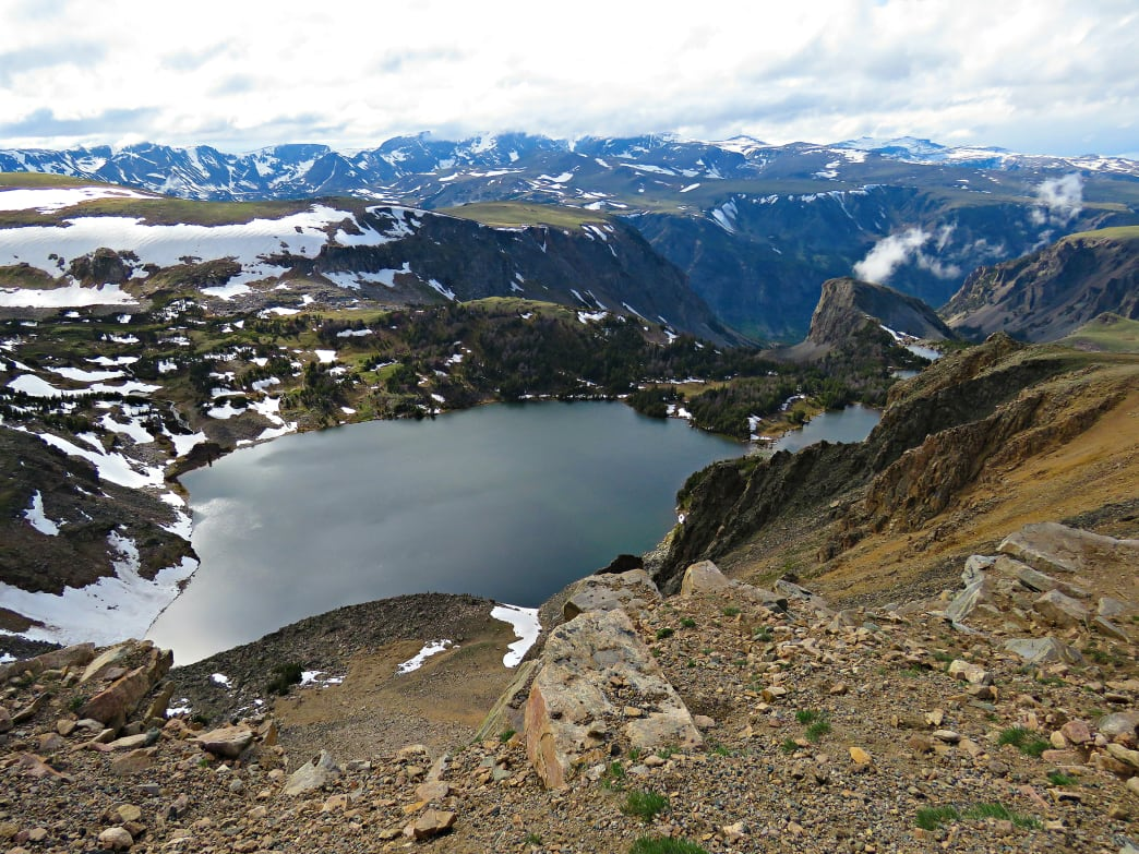 You'll see 20 peaks that soar over 12,000 feet along Beartooth Highway.