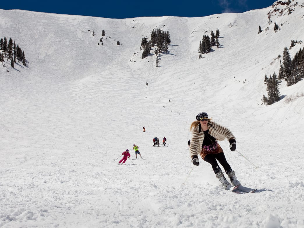Aspen Snowmass has expanded their terrain over the years.