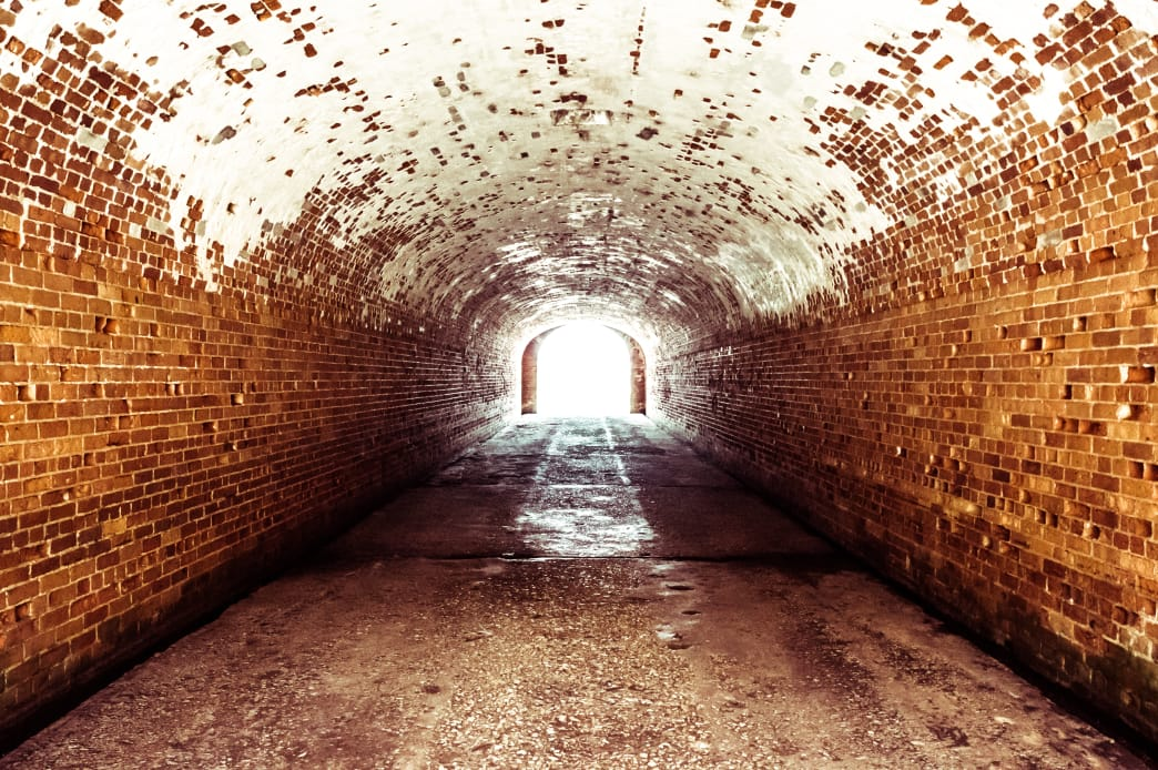 Witnesses say that if you are near the fort in the evening you can hear screams.