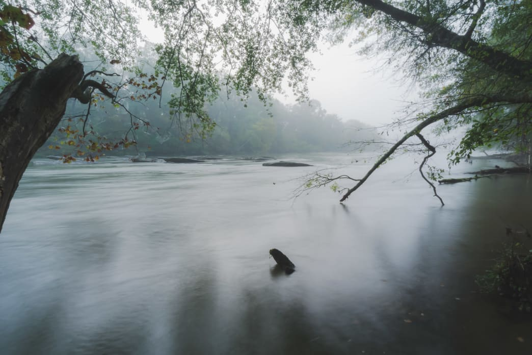 Island Ford is a popular outdoor adventure spot located in the Chattahoochee National Recreation Area