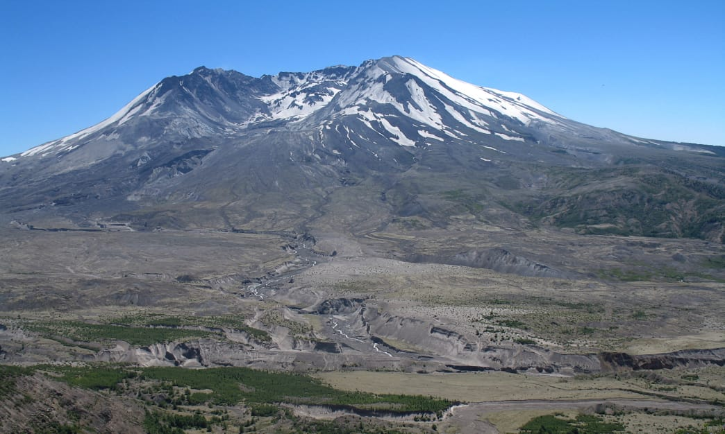 Summiting Mount St. Helens is a once in a lifetime kind of adventure.