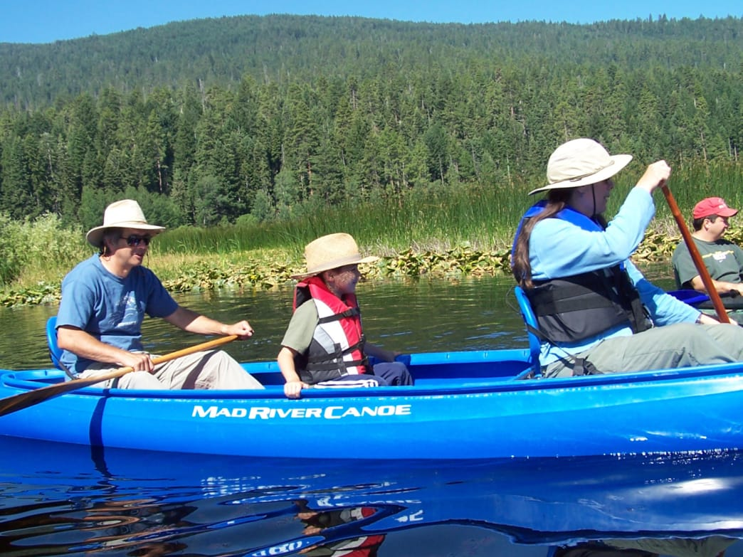 Real Oregon Experience features numerous paddling, fishing and other outdoor experiences for the entire family.