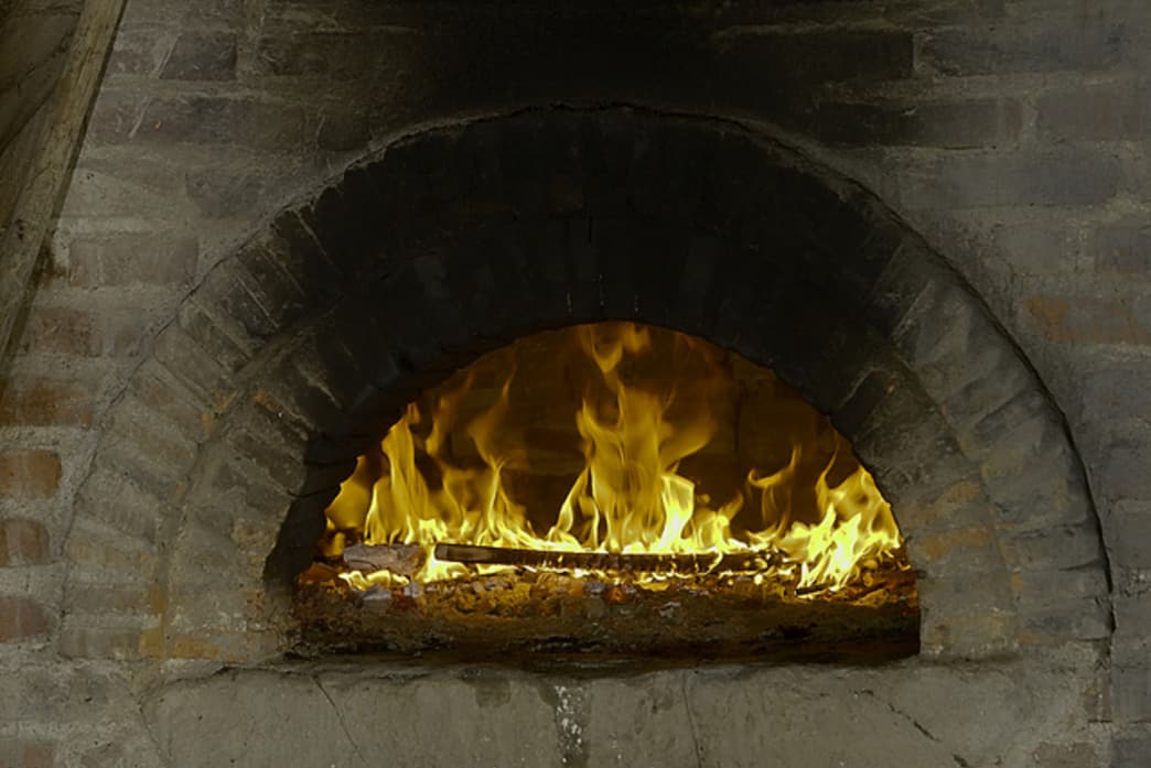Much like firebrick ovens in France, Saint Honoré Boulangerie uses clay for authenticity and better baked goods