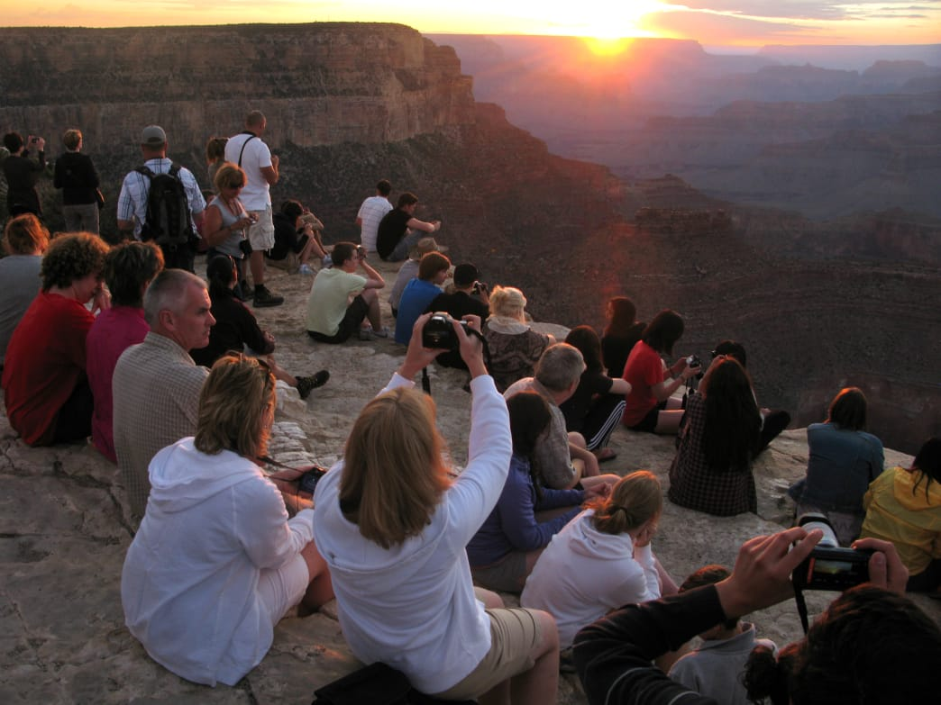 6 Tips For An Epic Sunrise At The Grand Canyon