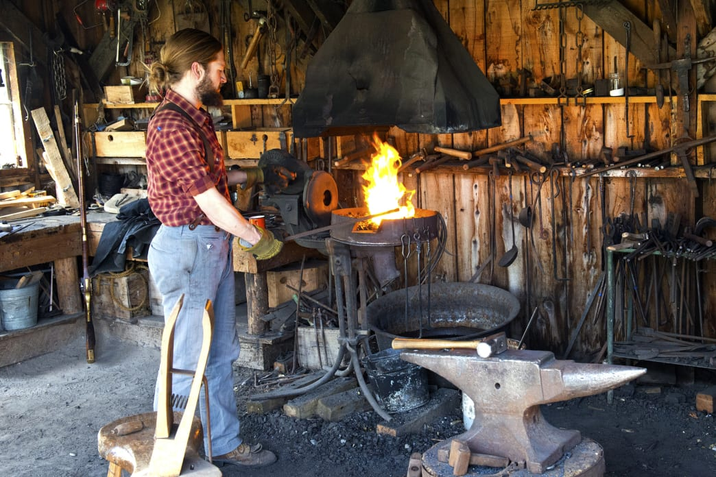 Learn how people lived in this area during the 1800s at the American West Heritage Center.