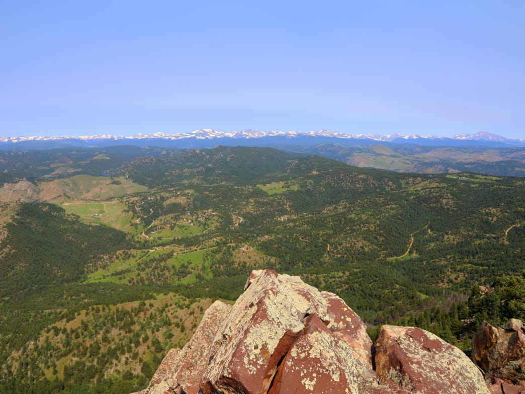 South Boulder Peak is just one of many incredible hikes in the outdoor mecca of Boulder.