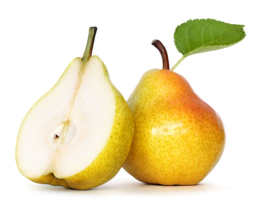 Pears are full of fiber and nutrients -- don't miss out on this fall superfood!