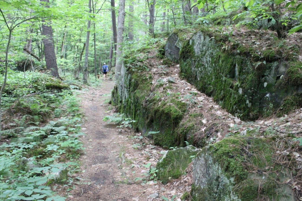 You'll find excellent hiking along the St. Croix National Scenic Riverway.