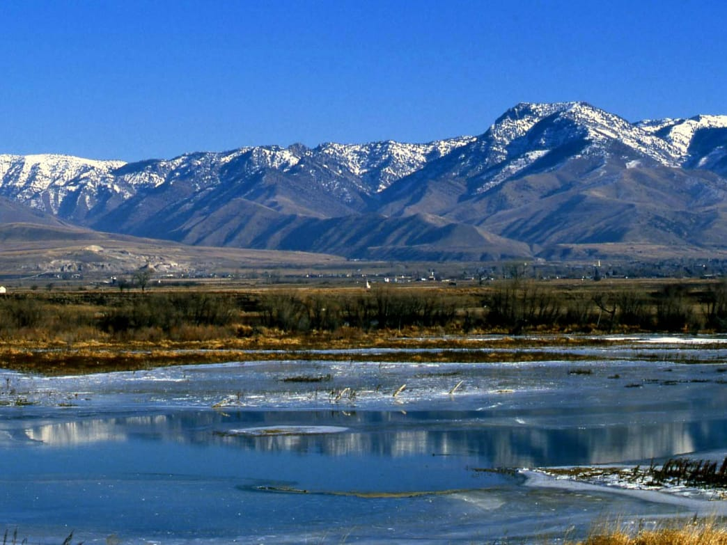 Logan, Utah, is just 80 miles from Salt Lake City, and offers many one-of-a-kind experiences.