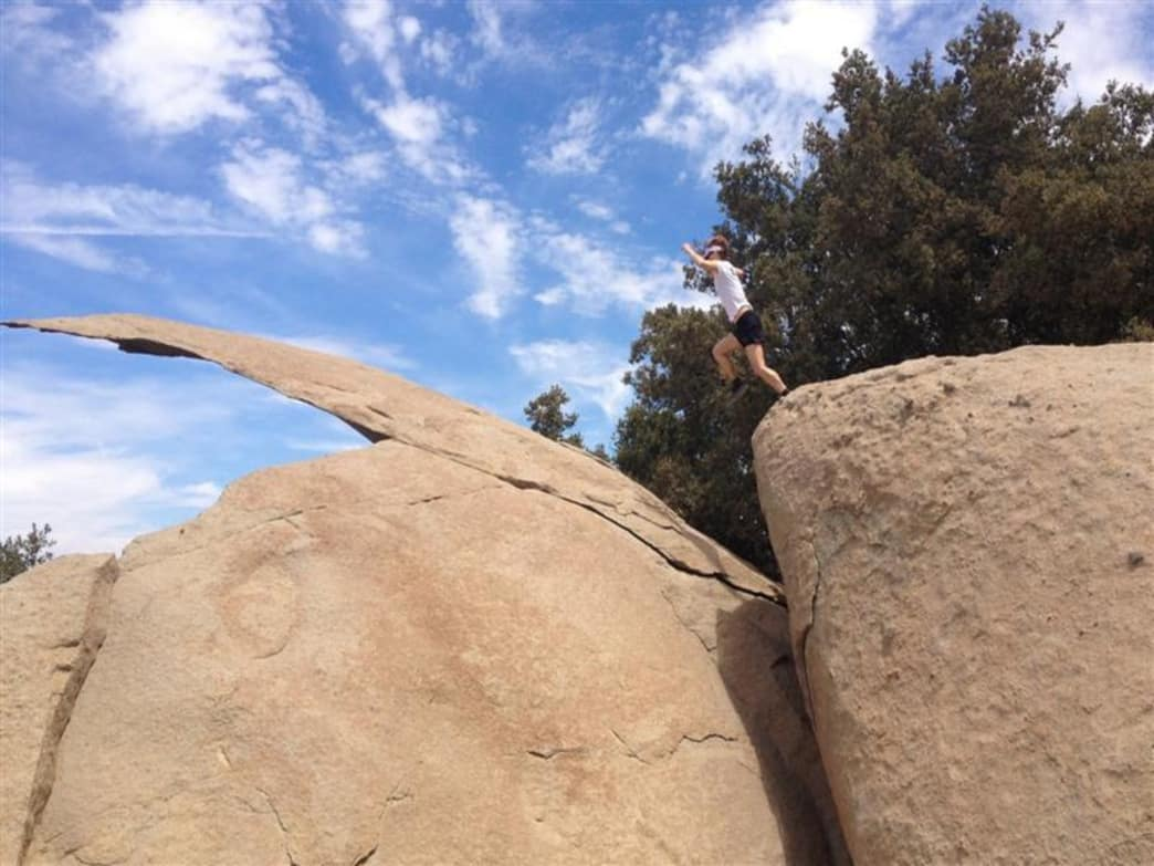 Potato Chip Rock Image Credit: Roots Rated