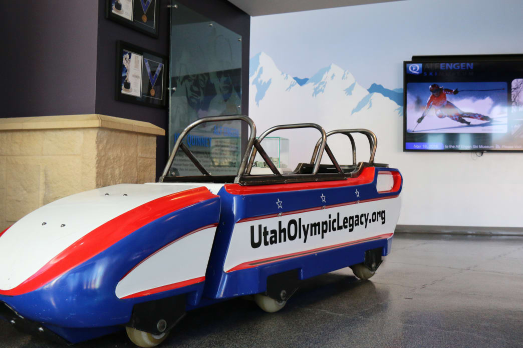 See future generations of ski jumpers and bobsledders train and explore the state's Olympic legacy at the Utah Olympic Park.