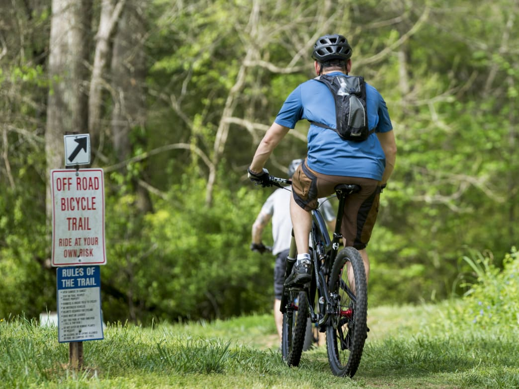 Both mountain bikers and road cyclists will find plenty to love in Gaston County, North Carolina.