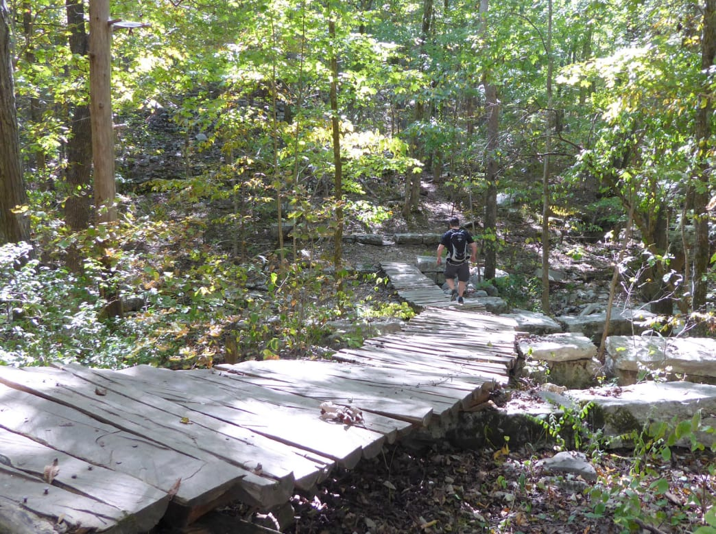 20161027 HuntsvilleAL_Old Railroad Bed Trail