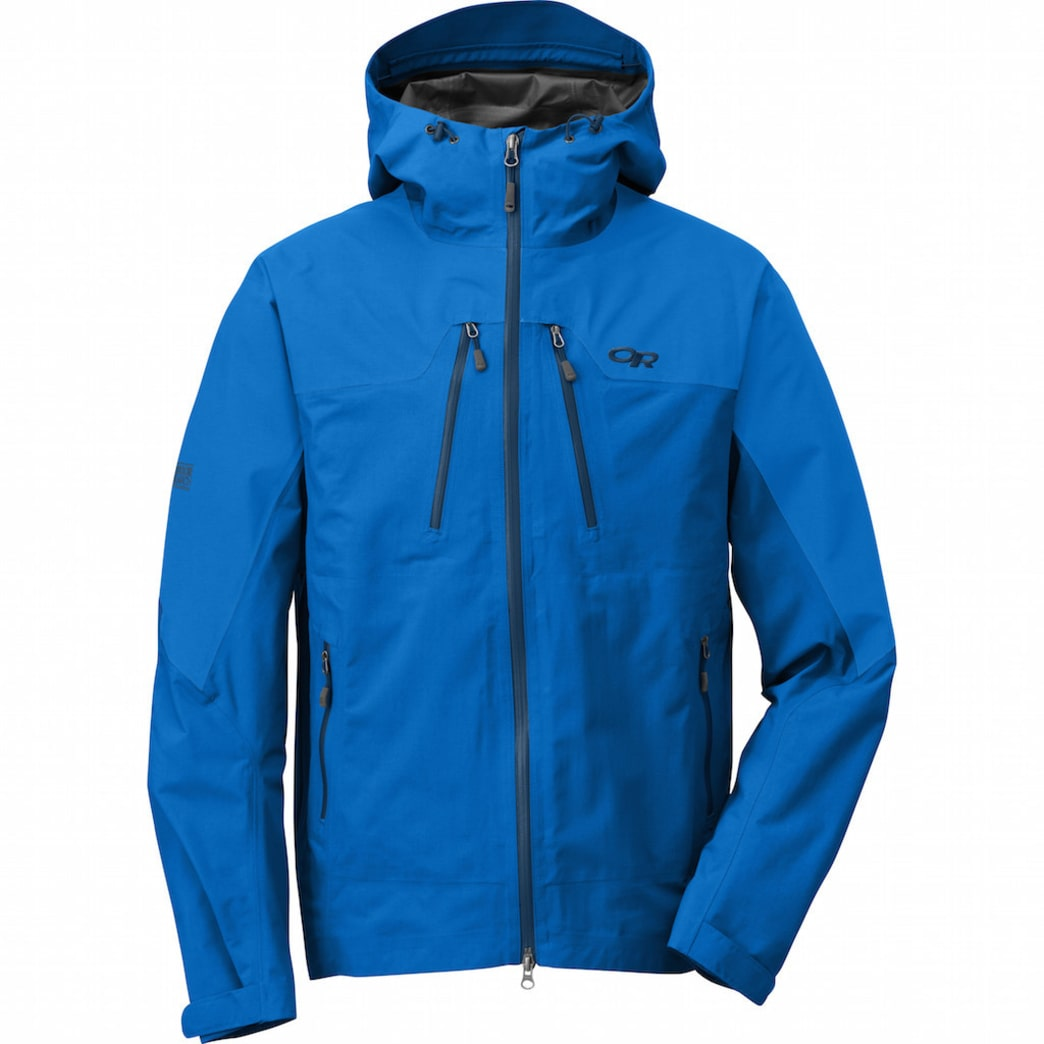 Men's Furio Jacket Glacier
