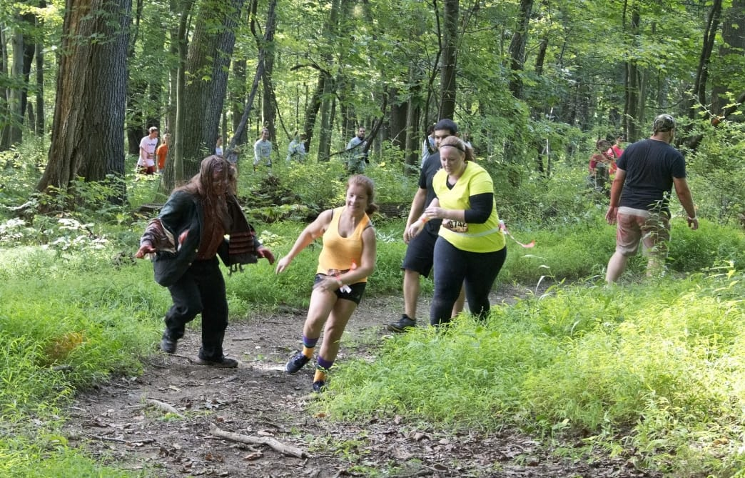 Zombie races (note: this one is in Pittsburgh) have taken the country by storm.