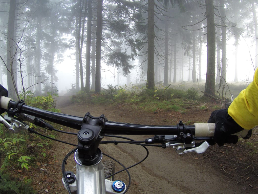 Get ready to shred some trail with our guide to mountain biking in Charlotte.