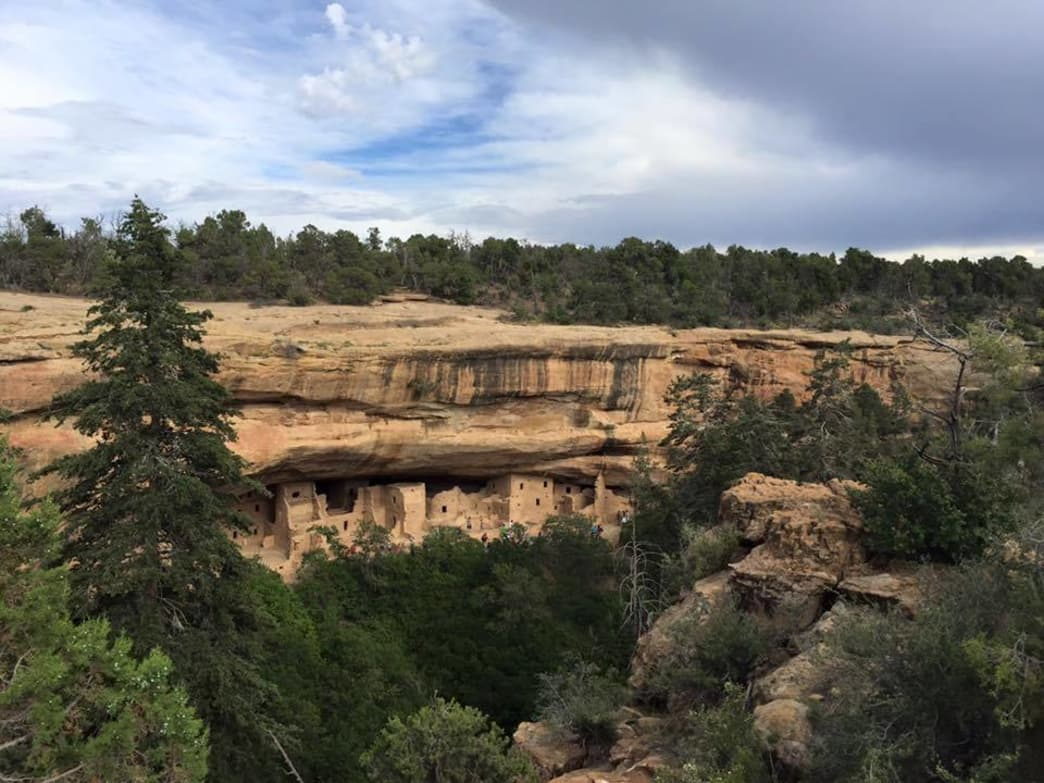 There's no other national park quite like Mesa Verde
