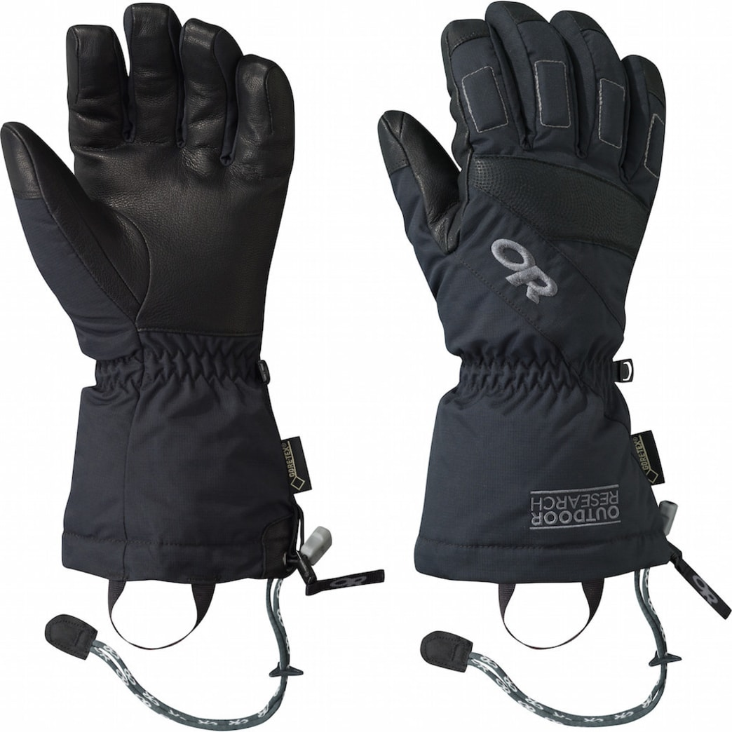 Men's Ridgeline Glove, Black