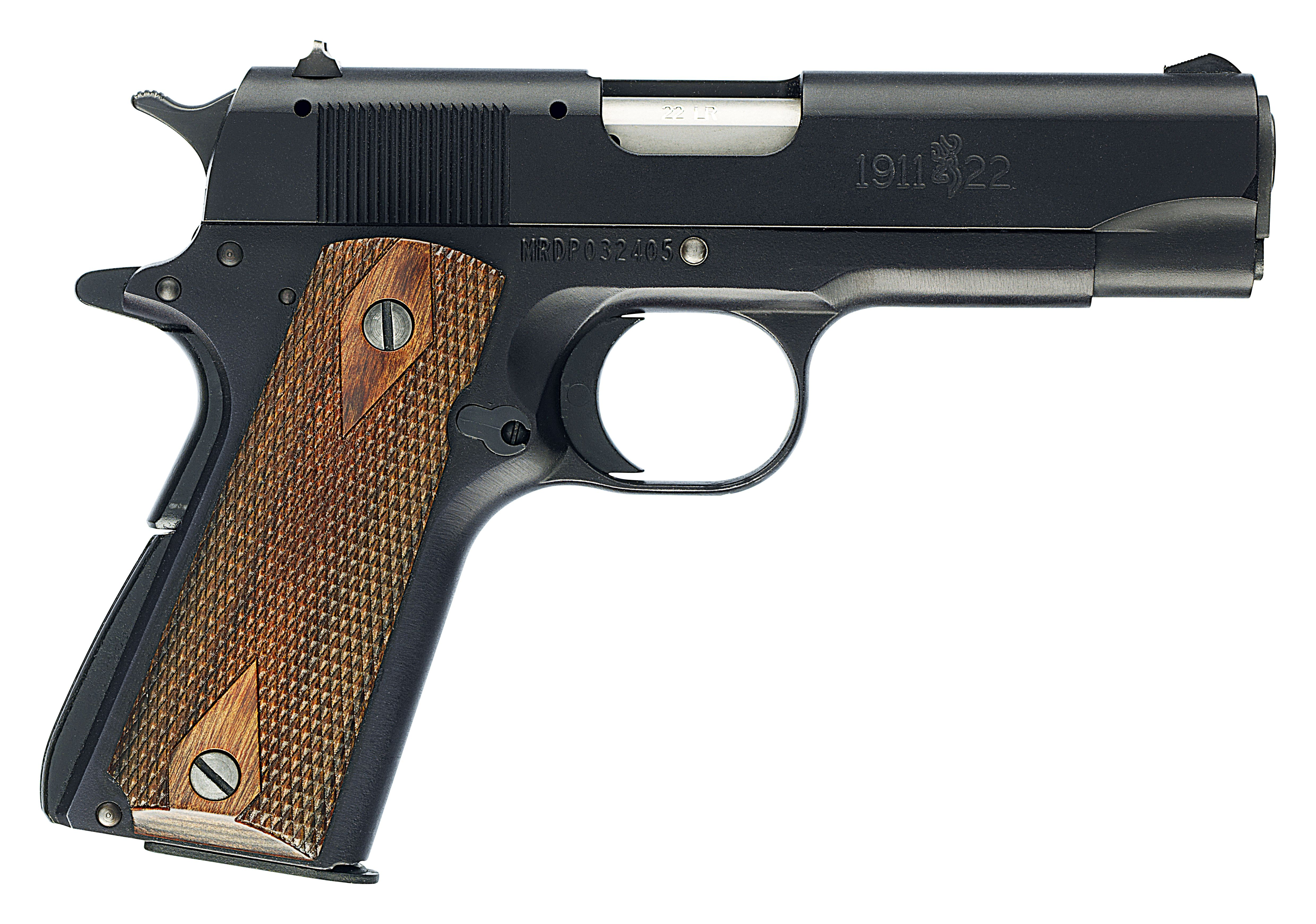 The Browning 1911-22 A1 Compact .22 LR.
