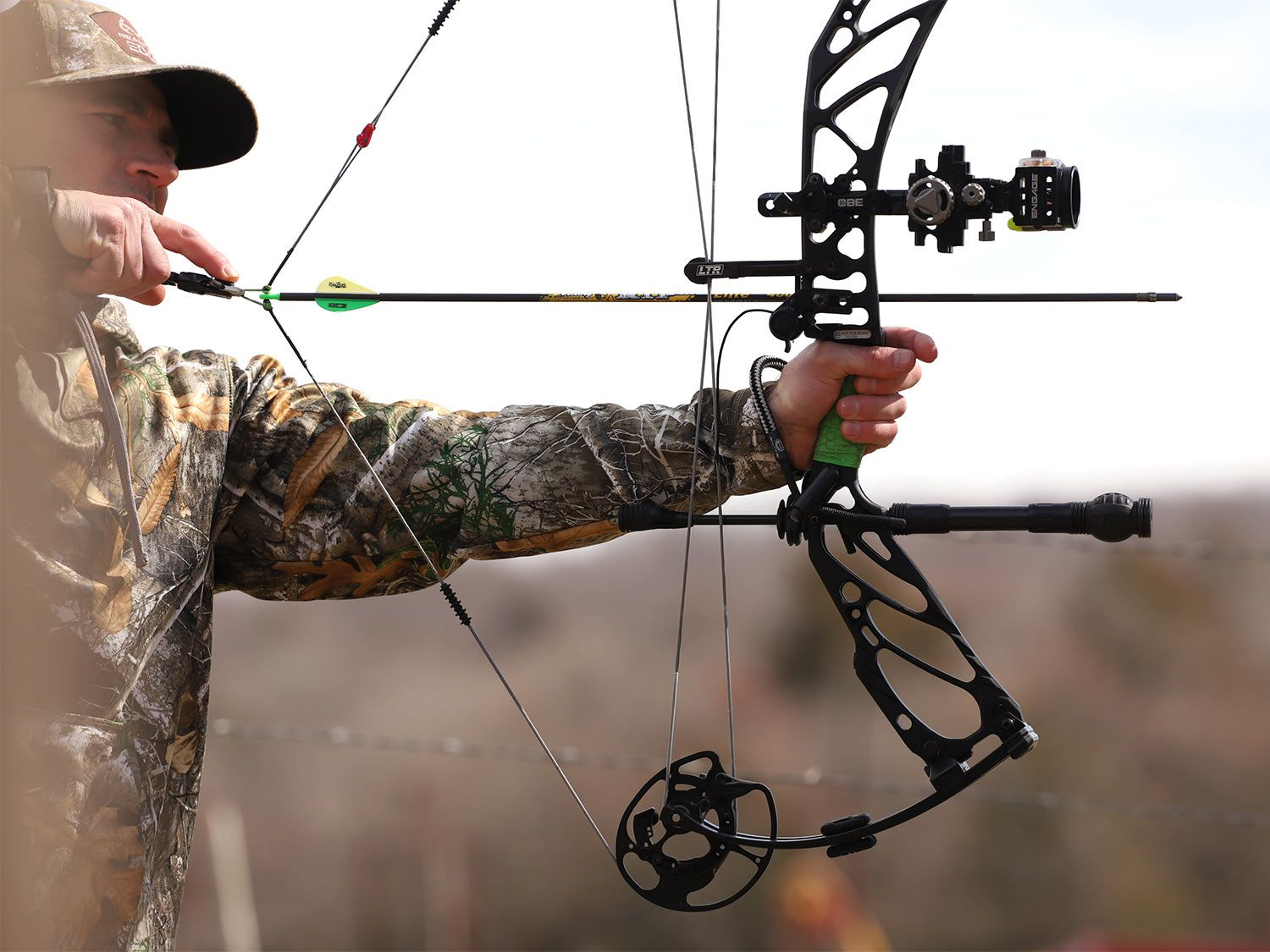 """Testing the """"forgiveness"""" of a bow is difficult for the average shooter to do, but we test the latest bows for this every year in our annual bow test."""